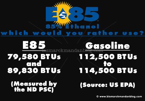 The great E85 lie | Bismarck-Mandan Blog